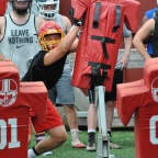 Eli Myers '19 at OSU Football Camp 2017 – 1